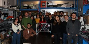 İTÜ Otonom sualtı araçları takımı dünya devleri ile yarışacak