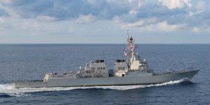ABD Güney Çin denizine gemi gönderdi