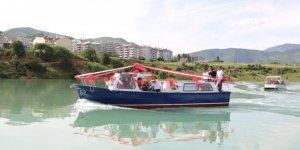 """""""Goncagül"""" Tunceli'de turizme hizmet edecek"""