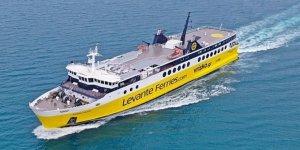 İzmir-Selanik arası 3 gün feribot seferi