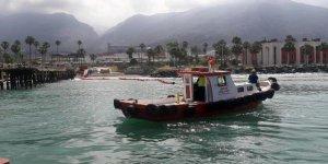 Körfez'de deniz kirliliğine acil müdahale