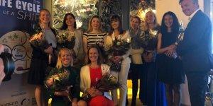 """Denizcilikte ''10 Başarılı Kadın"""" listesinde 2 Türk"""