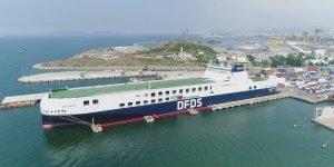 DFDS'nin en yeni gemisi, Türkiye'nin hizmetinde