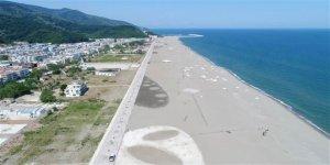Bu plajın uzunluğu 22 kilometre olacak