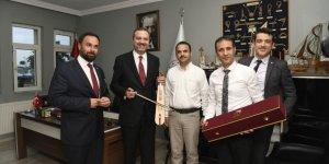 DTO yönetimi Karadeniz'e çıkarma yaptı