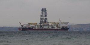 Doğu Akdeniz'de Yavuz sondaja başladı