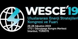 Enerji devleri YTÜ'de WESCE'19 'da buluşacak
