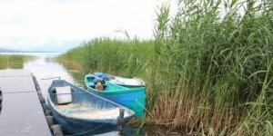 Beyşehir Gölü'nde balıkçıları sorunu giderildi