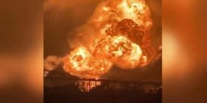 ABD'de rafineride yangın ve patlama