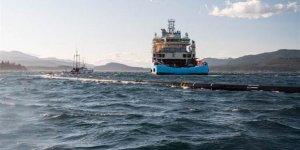 Okyanustaki atıklara borulu önlem