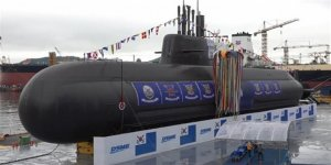 lk dizel-elektrikli denizaltı testlere başladı