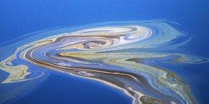 Afrika'nın gizemli gölü Natron