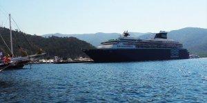 "''Horizon"" Marmaris'e  bin 540 turist getirdi"