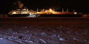 Kuzey Kutbu'ndan ilk LNG tankeri Japonya'ya ulaştı