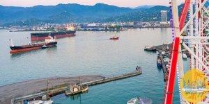 Batum Limanı'na yeni terminal