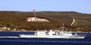 NATO gemileri Marmara'ya açıldı