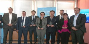 """Arkas Line'a Marsilya'da """"Çevreci"""" ödül"""