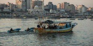 İsrail, 20 tekneyi Filistin'e hurda olarak teslim etti!