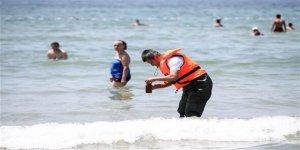 İstanbul'un plajlarında mikrobiyolojik bir kirlilik yok