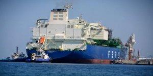 Yeni yüzer doğal gaz terminali Aliağa'da