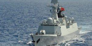 Çin'den Sri Lanka'ya hediye ''savaş gemisi''