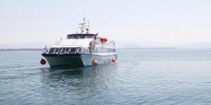 Didim'den Yunan adalarına feribot seferi