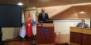 DTO'dan Ali Deniz Eraydın'a kınama cezası