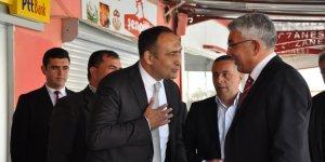 """""""Konteyner liman yatırımı Mersin'de kalmalı"""""""
