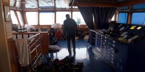 İran tankerdeki 9 denizciyi serbest bıraktı