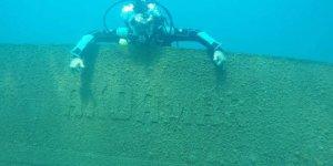 Van Gölü dalış turizmine hazırlanıyor