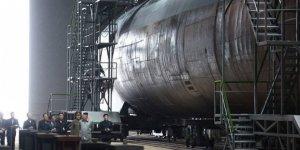 Kim 'yeni denizaltı'yı inceledi