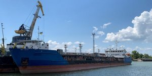 Ukrayna mürettebatı serbest bıraktı