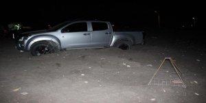 Carettalara zarar veren sürücüye rekor ceza