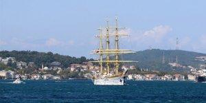 'Nava Scoala Mircea' İstanbul'a demir attı