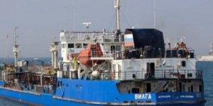 Ukrayna, Rus tankerine el koydu