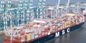 MSC Gülsün, Uzakdoğu-Avrupa seferlerine başladı