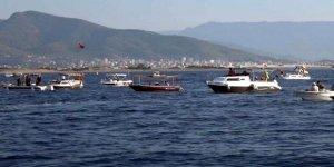49 tekneyle 400 balon balığı yakalandı