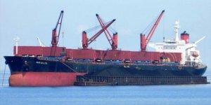 25 mürettabatı bulunan kargo gemisi kayboldu