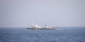 Yunanistan Meis'de doğalgaz aramasına başlıyor