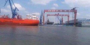 Çin, donanmanın en büyük LHD'sini inşa ediyor