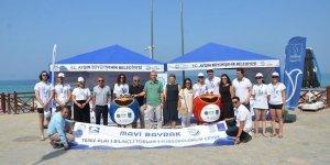 'Plajına Sahip Çık' projesi Kuşadası'nda başladı
