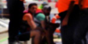 Plaj işletmesine göçmen kaçakçılığı operasyonu