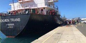 Mültecilerin imdadına Türk denizciler yetişti