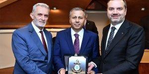 Vali Ali Yerlikaya DTO toplantısında