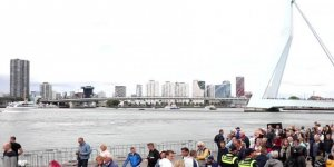 """""""Dünya Liman Günleri Festivali""""ne 345 bin kişi katıldı"""