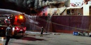 Kıran Holding'den yangın açıklaması