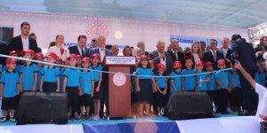 Yıldırım, Kaptan Altay Altuğ İlkokulu'nu açtı