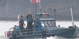 Rusya, Kuzey Kore'nin gemilerine el koydu