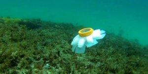 Denizanası robotu okyanusa açılacak