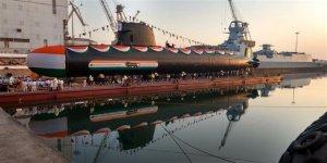 Hindistan, ikinci denizaltısını da teslim aldı